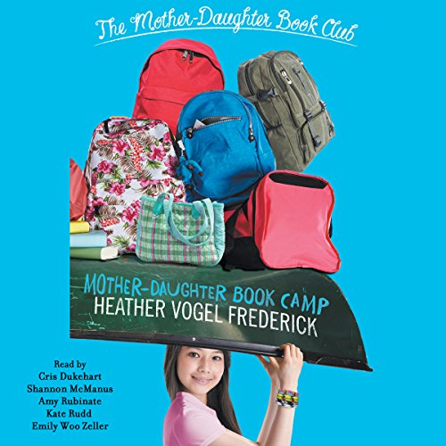 Mother-Daughter Book Camp cover art
