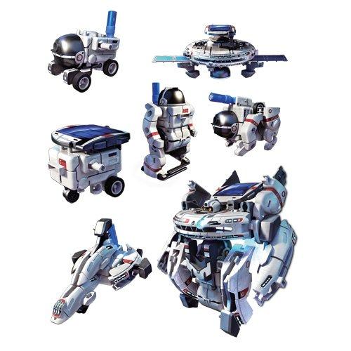 itsImagical 67011 - 7 x 1 Eco-Space Spielzeug