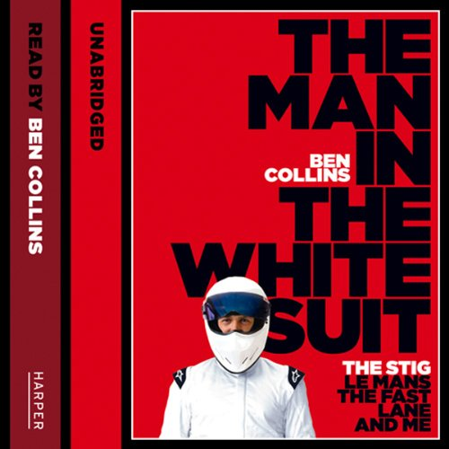 The Man in the White Suit audiobook cover art