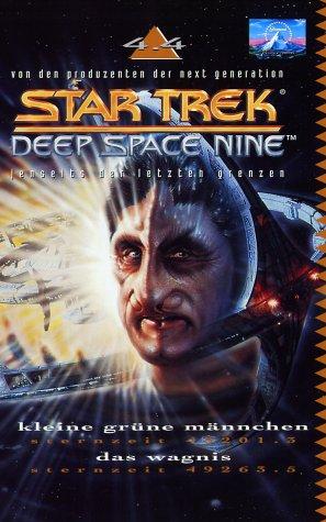 Star Trek - Deep Space Nine 4.04: Kleine grüne Männchen/Das Wagnis