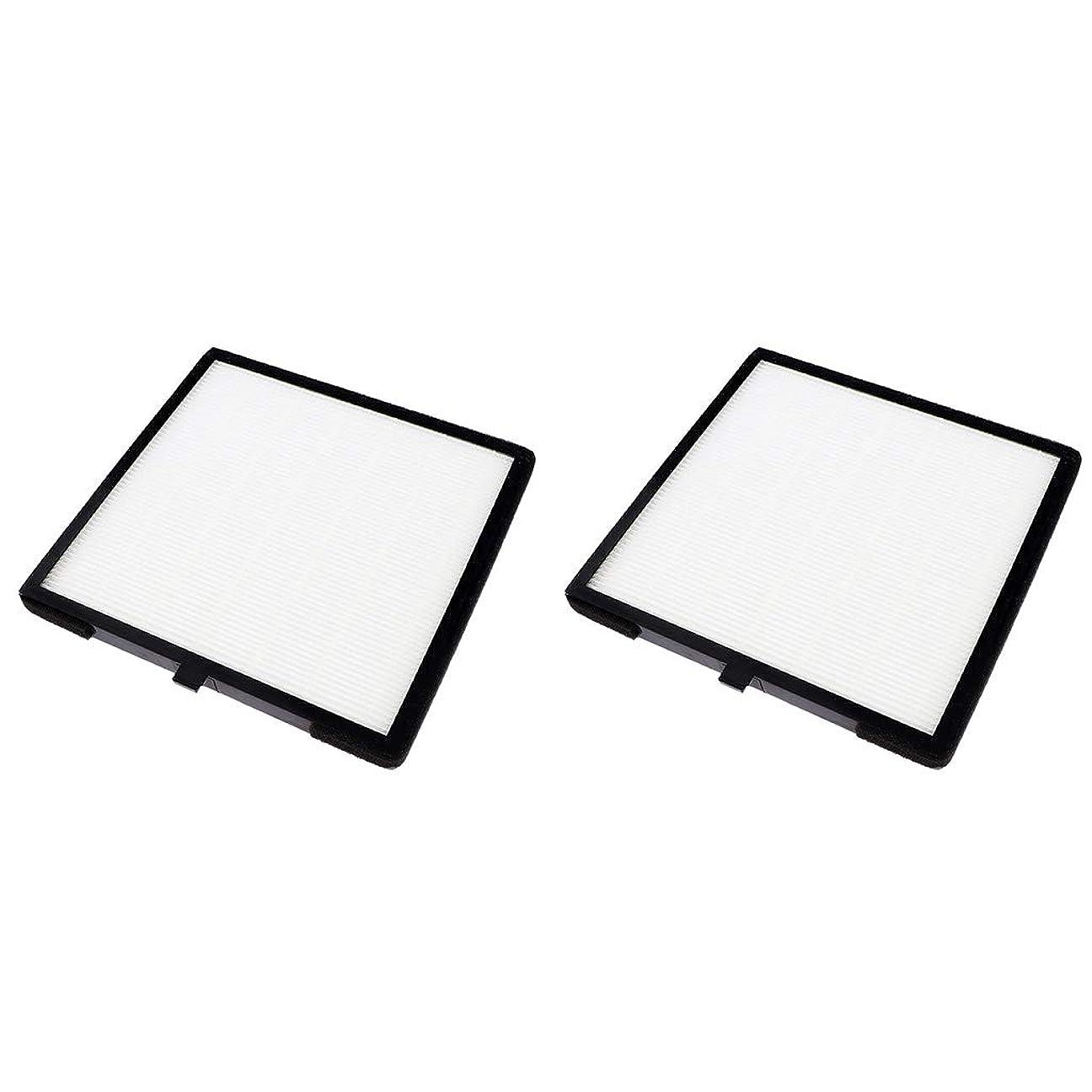 考え製造自体2個入り ネイルダスト 集塵機 ネイルダスト吸引 ダストコレクター40W交換用フィルター お手入れ簡単