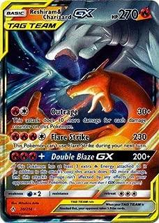Reshiram & Charizard Tag Team GX - 20/214 - Ultra Rare - Unbroken Bonds