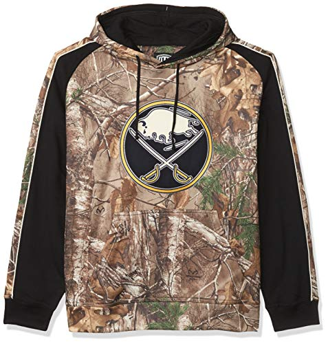 OTS NHL Mens Decoy Hoodie