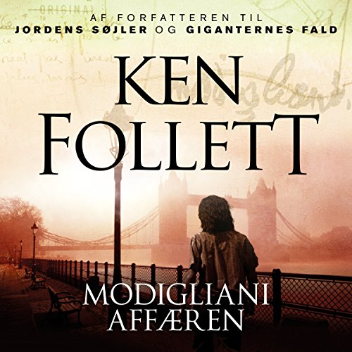 Modigliani affæren cover art