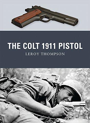 The Colt 1911 Pistol: 09 (Weapon)