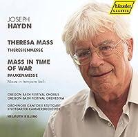 ハイドン:テレジア・ミサ、戦時のミサ ( Haydn : Theresa Mass, Mass in time of war / Helmuth Rilling (Dir))