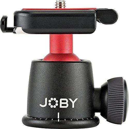 JOBY 3K - Cabeza para Trípode de Precisión para Cámaras DSLR y CSC/Sin Espejo, Peso hasta 3 kg, JB01513-BWW