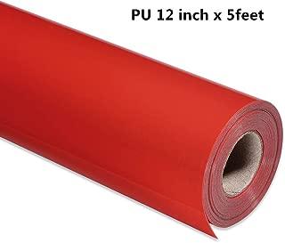 PU Heat Transfer Vinyl Roll 12