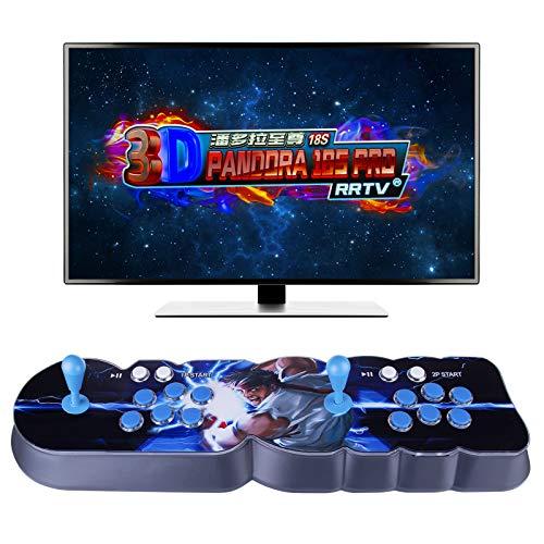 Pandora - Consola de juegos para el hogar Arcade 18S metal Arcade...