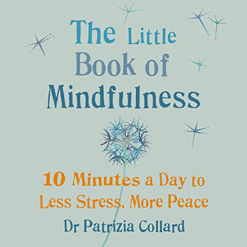 The Little Book of Mindfulness audiobook cover art