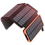 A ADDTOP Solar Powerbank 25000mAh
