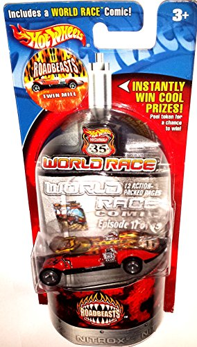 Hot Wheels Ultimate Race World Race Highway 35 Twin Mill 17/35 Hotwheels Car