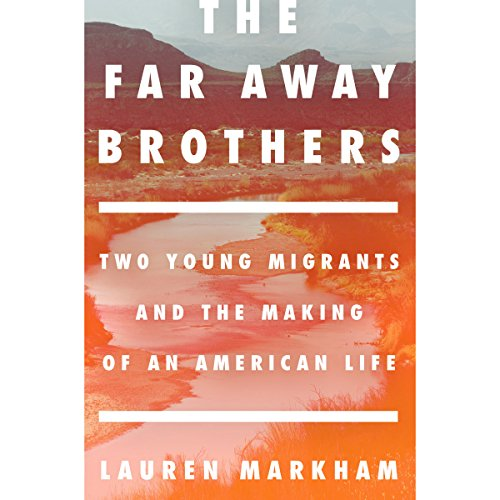 The Far Away Brothers audiobook cover art