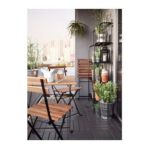 TARNO/折りたたみチェア/アカシア材/スチール[イケア]IKEA(00165128)