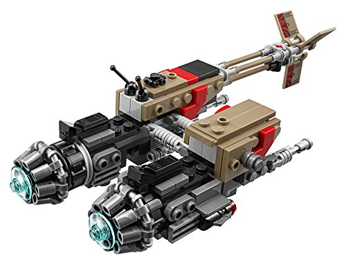 LEGO Star Wars Cloud-Rider Swoop Bikes Speeders 75215 - 355 Pièces - 6