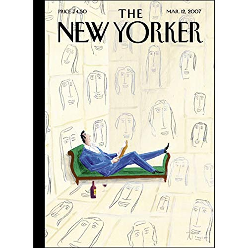 The New Yorker (Mar. 12, 2007) audiobook cover art