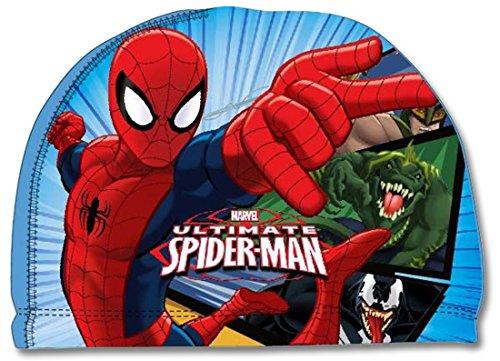 Safari-14257 770-787 - Berretto da Nuoto Spiderman, Multicolore (14257)