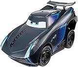 Cars ¡A todo gas! Vehículo Storm, coche de juguete (Mattel DVD34)