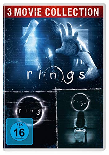 The Ring 3-Movie Collection [3 DVDs]