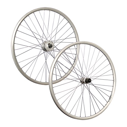 Taylor-Wheels 28 Zoll Laufradsatz (Vorderrad + Hinterrad) Shimano Nabendynamo/Shimano 7-10 Fach steck