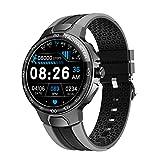 LIEBIG Smartwatch Uomo, Orologio Sportivo Fitness 1.3' Full Touch Impermeabile IP68 Cardiofrequenzimetro da Polso Contapassi Activity Tracker Notifiche Messaggi Controllo Musica per Android iOS