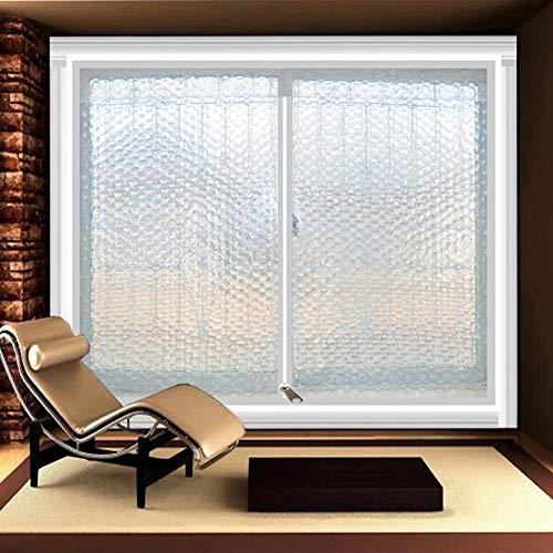 cortinas habitacion transparente