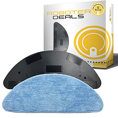 Escobilla de limpieza con almohadilla de microfibra (1 unidad) para ILIFE V7, V7s y V7s Pro