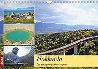 Hokkaido - Die einzigartige Insel Japans (Wandkalender 2022 DIN A4 quer): Ein Japan, wie man es noch nie zuvor gesehen hat. (Monatskalender, 14 Seiten )