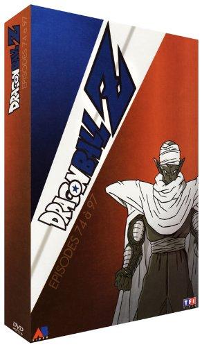 Coffret Dragon Ball Z, vol. 4 : épisodes 74 à 97