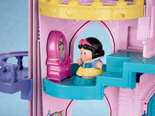 Fisher-Price Little People Disney Princess, Songs Palace