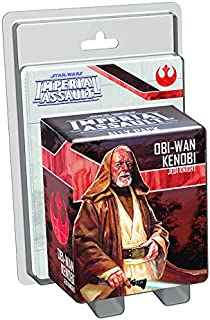 Fantasy Flight Games SWI29 Star Wars OBI-Wan Kenobi Ally Board Game