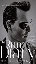 The Rum Diary A Novel by Thompson, Hunter S. [Simon & Schuster,2011] (Paperback)