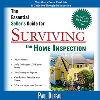 The Essential Seller's Guide for Surviving the Home Inspection audiobook cover art