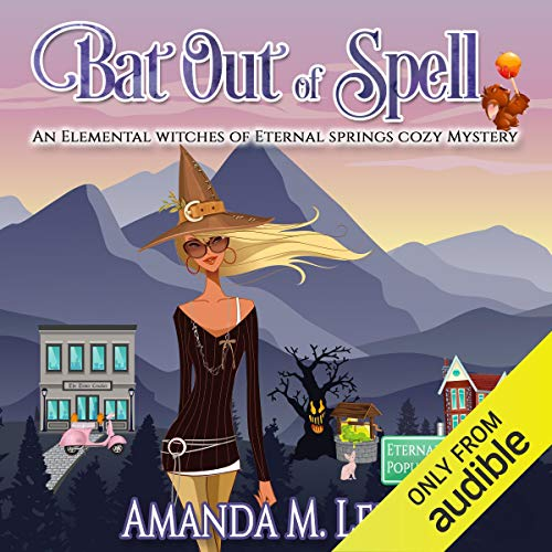Bat out of Spell  By  cover art
