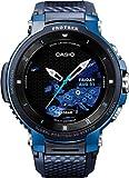 Casio Reloj Unisex Adultos de Digital con Correa en Resina WSD-F30-BUCAE