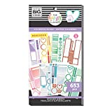 The Happy Planner Value Pack Sticker Sheets - Scrapbooking Supplies - Colorful Boxes Theme - Multicolor - Great for Journals, Scrapbooks & Albums - 653 Stickers