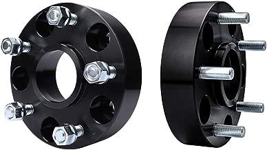 BRTEC 2pcs Hubcentric Wheel Adapters Replacement for 07-18 Jeep Wrangler JK/JK Unlimited 99-04 Grand Cherokee WJ 05-10 WK 06-10 Commander XK(1.5