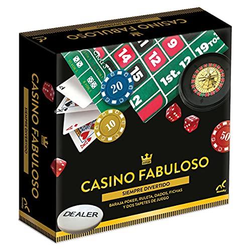 Novelty Corp Casino Fabuloso Nocturno, empaque puede variar