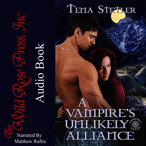 A Vampire's Unlikely Alliance cover art