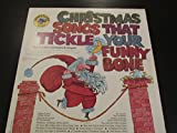 christmas songs that tickle your funny bone LP