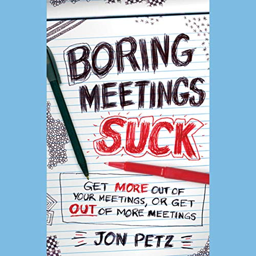 Boring Meetings Suck Titelbild