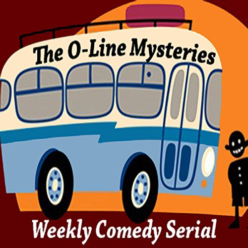 The O Line Mystery Shorts, Book 1 (Dramatized) audiobook cover art