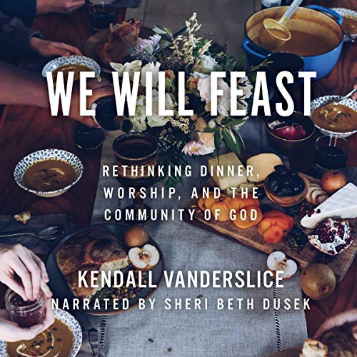 We Will Feast audiobook cover art