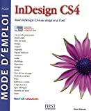 MODE D'EMPLOI INDESIGN CS4