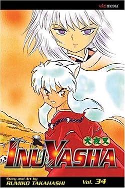 Inuyasha, Vol. 34 (34)