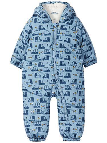NAME IT - Mono - Mono - para niño Dusty Blue 2 mes