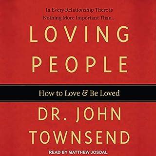 Loving People audiobook cover art