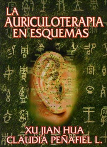 La Auriculoterapia en Esquemas (Spanish Edition)