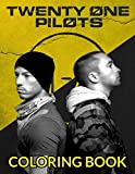 Twenty One Pilots Coloring Book: A Wonderful Collection Of Twenty One Pilots Images For All Kids And Adults Relaxation And Stress Relief