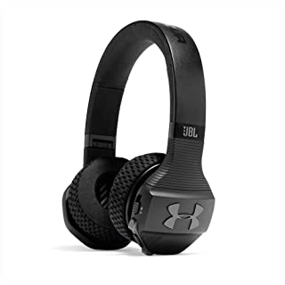 JBL UA Fabric Technology, Oversized controls, 16 hrs Speed charge Battery, Rugged durability, Bluetooth wireless, JBL Char...